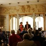 Elisabeth Carr und Dr. Gerd Holzheimer, die künstlerischen Leiter