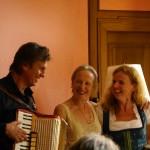 Norbert Groh, Ruth Geiersberger und Esther Schöpf begeisterten das Publikum