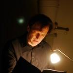 Peter Weiß liest aus der Unterwelt